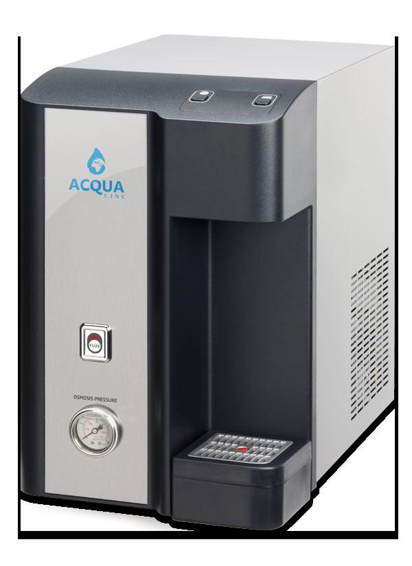 depuratore acqua osmosi inversa frizzante