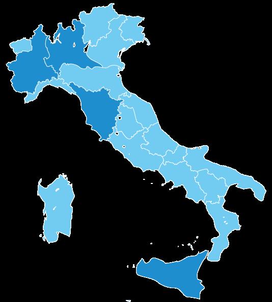 acqualine piemonte sicilia toscana
